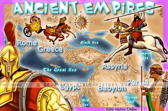 Ancient Empires in the Bible
